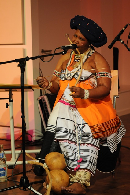 Madosini Latozi Mpahleni - Queeen of Xhosa Music