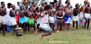 Khaya La Bantu dancers of Xhosa tribe 300x146 Khaya La Bantu Cultural Village in the Eastern Cape