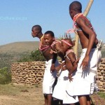 Sinovuyo Tradional Dancers young Xhosa men