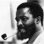 Thabo Mbeki, early 1980s. (Courtesy of ANC Archives, University of Fort Hare Main Archives)