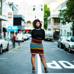 The Creative Shoes Zara Skirt MaXhosa By Laduma Necklace Sisters Wardrobe Polo Neck – Mom's ClosetEarrings–Topshop 150x150 MaXhosa by Laduma Ngxokolo (Fashion Designer)