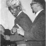 Walter Sisulu and Thabo Mbeki at the Sisulus' wedding anniversary July 1962 150x150 Thabo Mvuyelwa Mbeki former President of South Africa