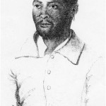 Zachea Mokhanoï, Mbeki's great-great-grandfather, the 12th Sotho man to be converted to Christianity at Morija, in 1841