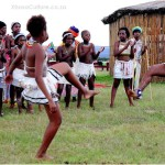 xhosa girls perfoming traditional Xhosa dances Khaya La Bantu cultural village 150x150 Khaya La Bantu Cultural Village in the Eastern Cape