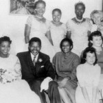 1958 June 14, Nelson Mandela & Winnie Madikizela wedding
