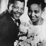 1958 June 14 Nelson Mandela and his 2nd wife Winnie pictured on their wedding day  150x150 Nelson Mandela Timeline – Little Known Facts You May Not Know About Dalibhunga