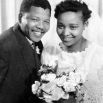 1958 June 14 Winnie and Nelson Mandela on their wedding day 150x150 Nelson Mandela Timeline – Little Known Facts You May Not Know About Dalibhunga