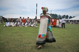 Prince Xhanti Sigcawu and Princess Mandlakazi Mpahlwa's Xhosa Wedding (14)