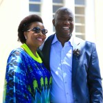 ANC Provincial secretary Oscar Mabuyane and wife Siya