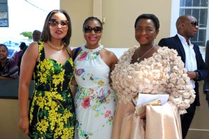 ANCWL President Bathabile Zuma on the right and other high profile women