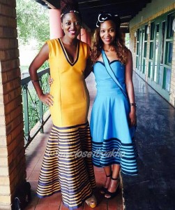 Xhosa Traditional Clothing from My Closet by Akho (11)