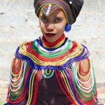 Xhosa Traditional Clothing from My Closet by Akho (13) nECK PIECE - R500 by Nam Jewelry