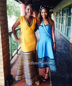 Xhosa Traditional Clothing from My Closet by Akho (16)