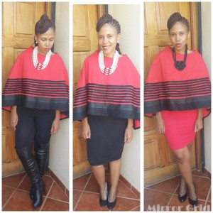 Xhosa Traditional Clothing from My Closet by Akho (2)