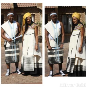 Xhosa Traditional Clothing from My Closet by Akho (6)