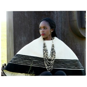 Xhosa cape...can be made in various colours