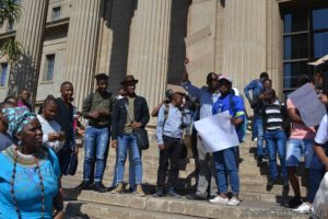 Wits University students protest against inxeba the wound movie which insults Xhosa Culture, ulwaluko (1)