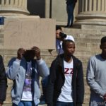 Wits University students protest against inxeba the wound movie which insults Xhosa Culture, ulwaluko (10)