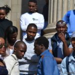 Wits University students protest against inxeba the wound movie which insults Xhosa Culture, ulwaluko (19)