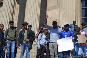 Wits University students protest against inxeba the wound movie which insults Xhosa Culture, ulwaluko (2)