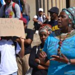 Wits University students protest against inxeba the wound movie which insults Xhosa Culture, ulwaluko (21)