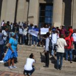 Wits University students protest against inxeba the wound movie which insults Xhosa Culture, ulwaluko (3)