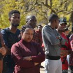 Wits University students protest against inxeba the wound movie which insults Xhosa Culture, ulwaluko (30)