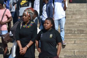 Wits University students protest against inxeba the wound movie which insults Xhosa Culture, ulwaluko (34)