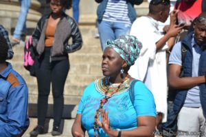 Wits University students protest against inxeba the wound movie which insults Xhosa Culture, ulwaluko (35)