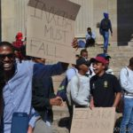 Wits University students protest against inxeba the wound movie which insults Xhosa Culture, ulwaluko (5)