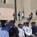 Wits University students protest against inxeba the wound movie which insults Xhosa Culture, ulwaluko (8)